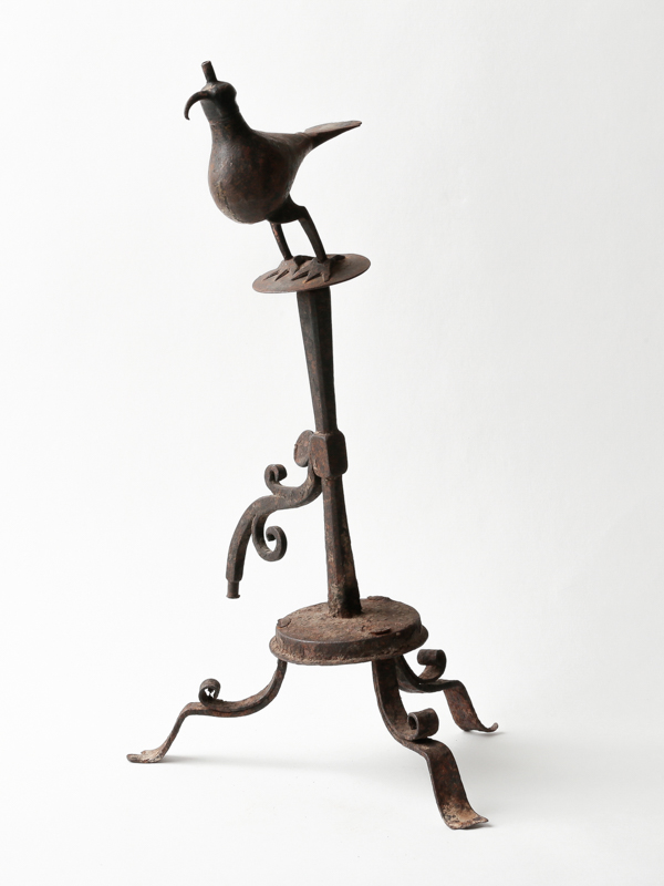 *ネパール オイルランプ(鳥)
