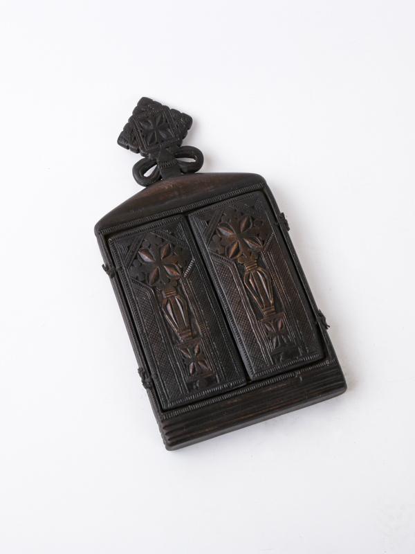 エチオピア 木製イコン(正教画)B