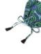 アフリカンプリント巾着2個セット(4カラー) F21S006