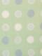 丸モチーフ綿麻バイアスショール B21S035
