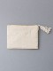 ビーズ刺繍フラットポーチ(2タイプ)