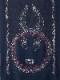 ラムウールプレプレ柄カンタショール(2カラー) B21W506