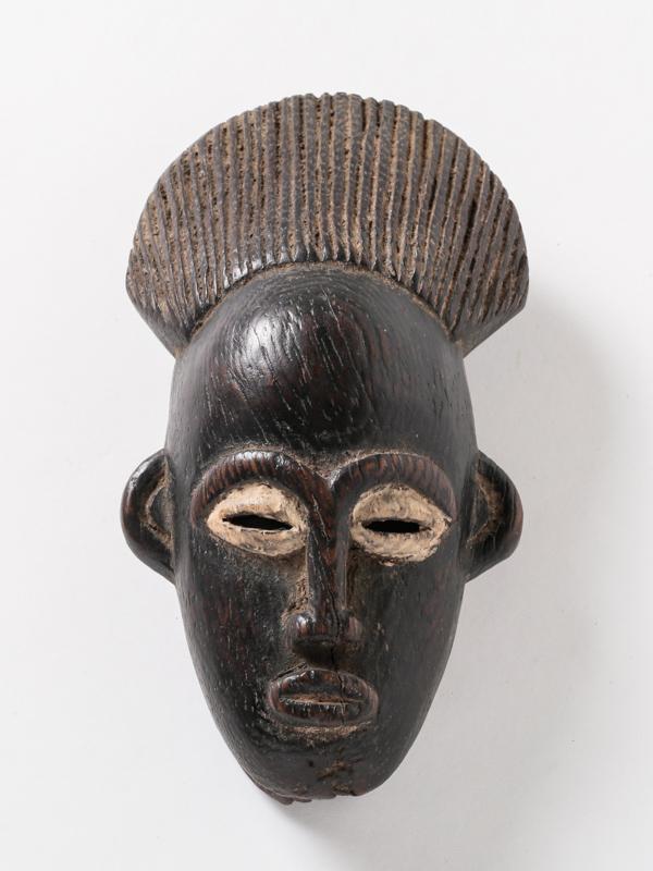 *バウレ族 パスポートマスク
