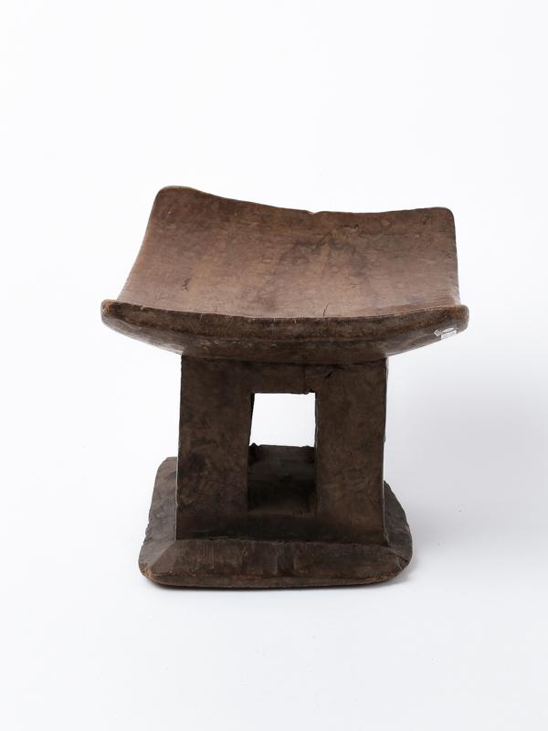 *バウレ族 椅子
