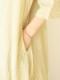 【30%OFF】刺し子風ステッチコットン ワンピース 21S426 【レッド残りわずか】