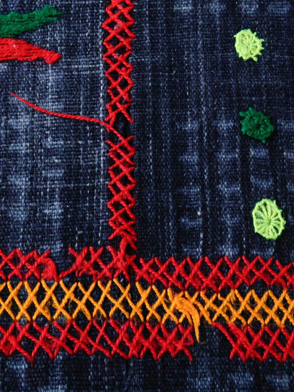ドゴン族 手織り布B(リバーシブルでお楽しみいただけます)