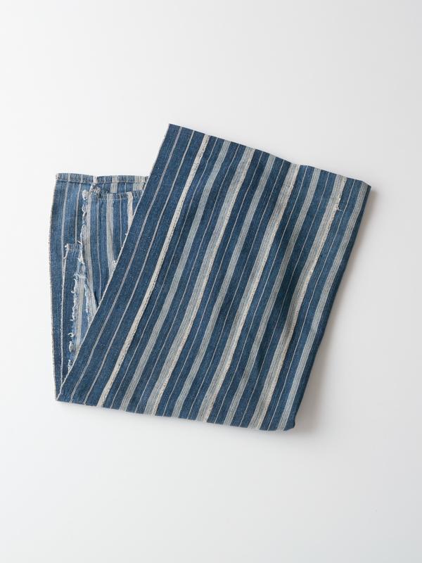エウェ族 手織り布(エウェクロス)D