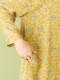 リーフ&バードプリント チュニック 21S019
