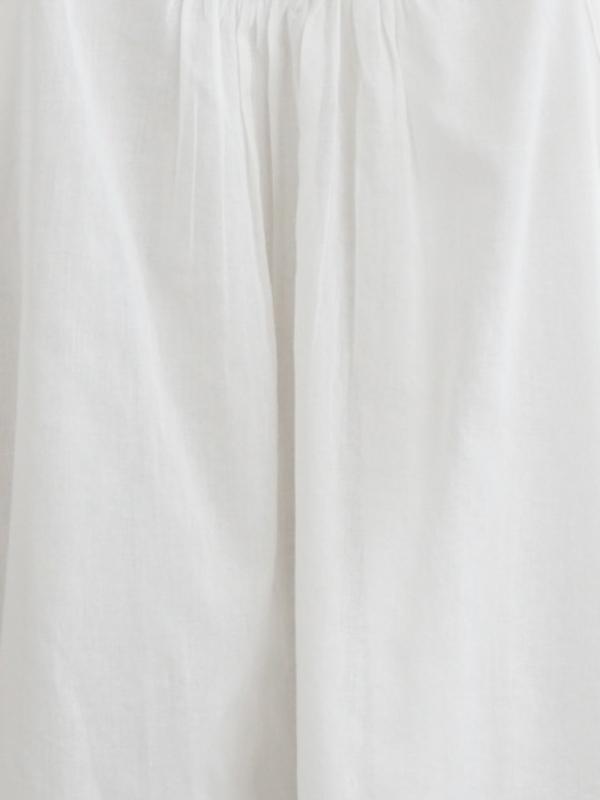 【インナー3点以上で送料無料】インド綿 インナーロングキャミソール