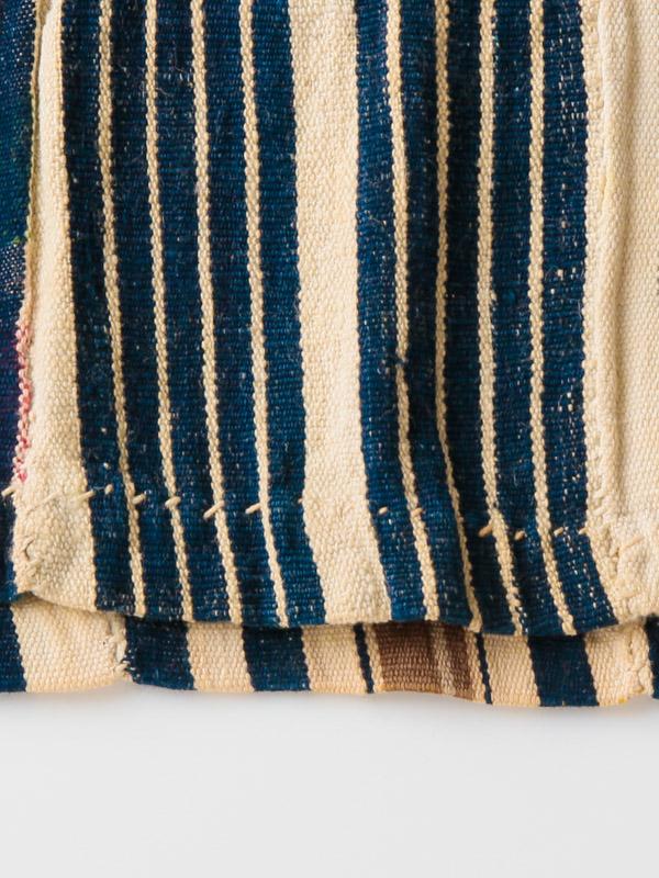 エウェ族 手織り布(エウェクロス)H