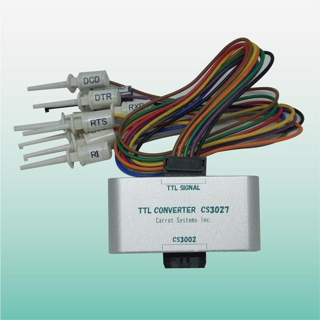 キャロちゃんコンバータ TTL対応 型番:CS3027