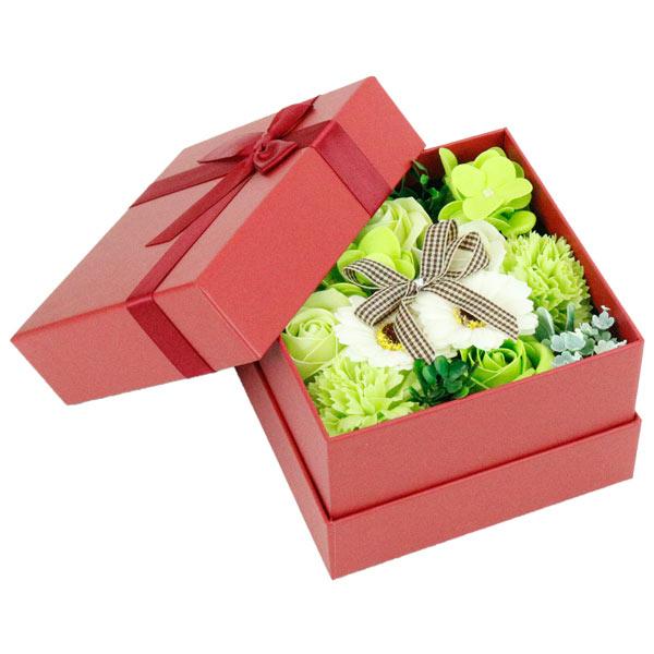 ソープフラワー ギフトボックス プレゼント 女性 入浴剤 おすすめ アレンジメント