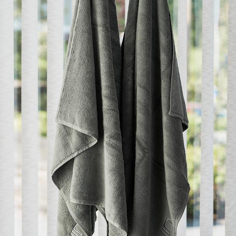 ルインリビング バスタオル 北欧雑貨 Lサイズ 大判 100×150cm