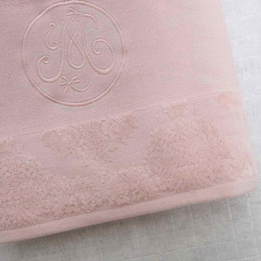 マチルドエム ミニバスタオル 50×100 可愛い 姫系雑貨 綿100% ピンク