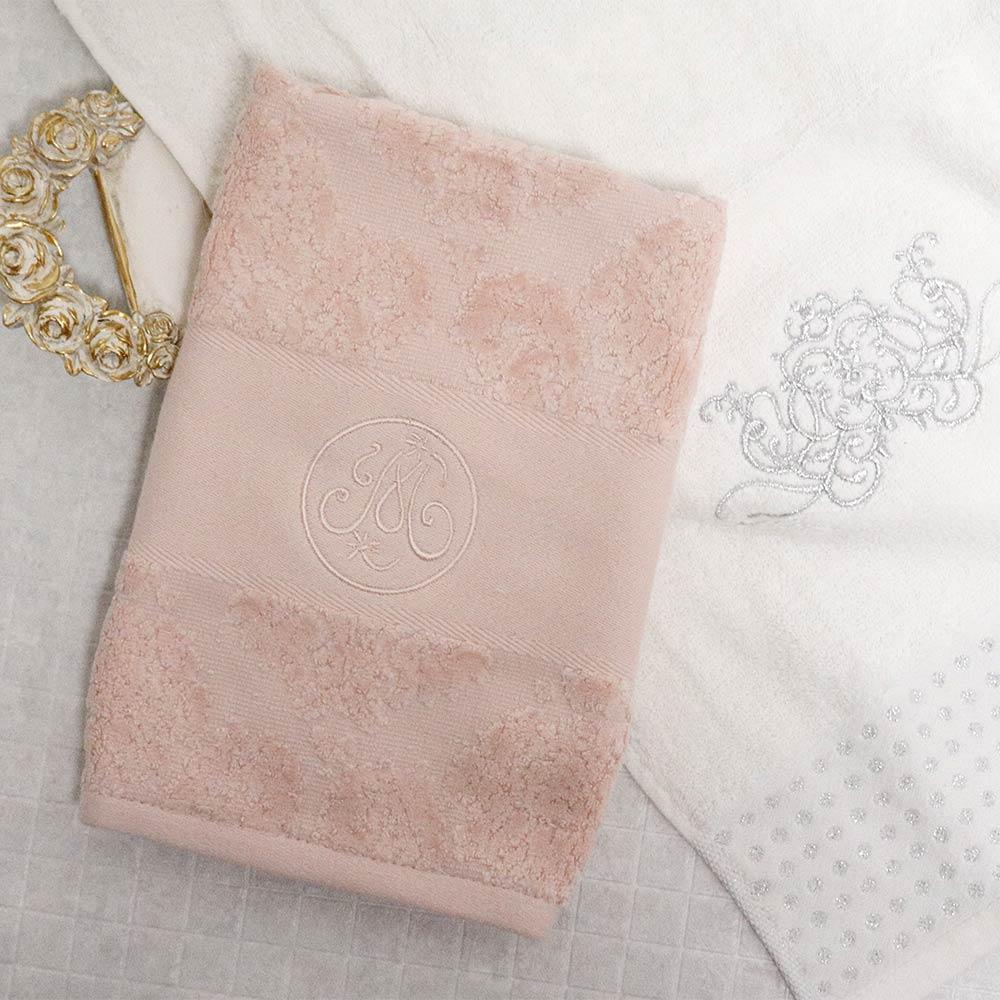 マチルドエム ゲストタオル 30×50 可愛い 姫系 雑貨 ピンク