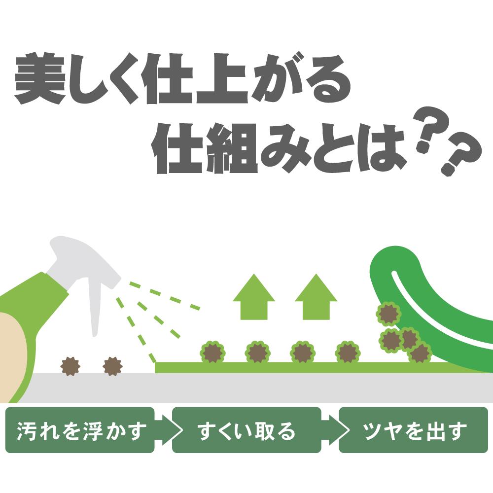【ボトル(460ml)】 水なし洗車+高光沢WAX 『AguaMirai PROFESSIONAL 460ml』 (乗用車3〜5台分) アグアミライ プロフェッショナル ボトル 【MADE IN JAPAN】