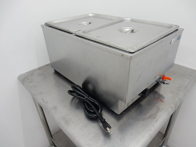 ニチワ 卓上電気ウォーマー 中古 W350×D550×H275