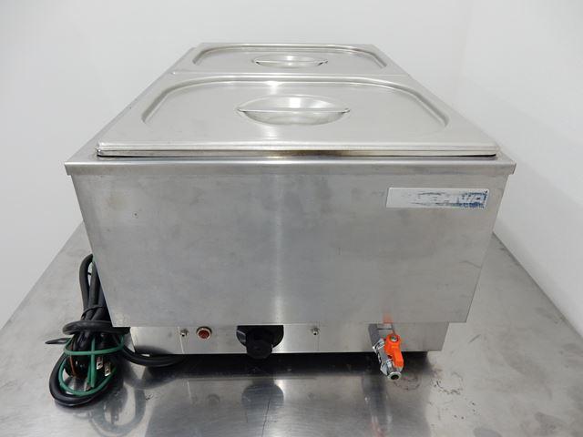ニチワ 卓上電気ウォーマー(タテ型) 中古 W350×D550×H275