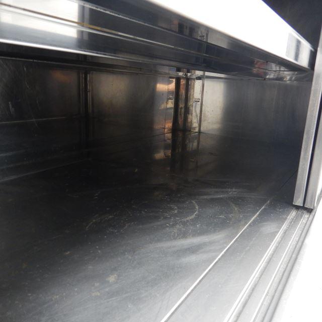 調理台 中古 W1200×D600×H800 引き出し付き