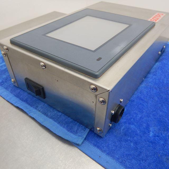 三宝ステンレス工業 オートスチーマー 中古 SES53S タッチパネルモニター付き