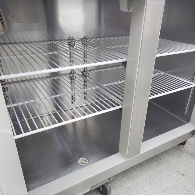 ホシザキ 冷凍冷蔵コールドテーブル 中古 RFT-180SNC1 冷凍140L 冷蔵255L