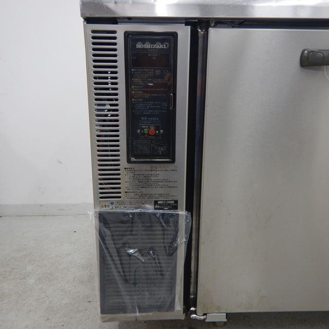 ホシザキ 冷凍冷蔵コールドテーブル 中古 RFT-120PTE