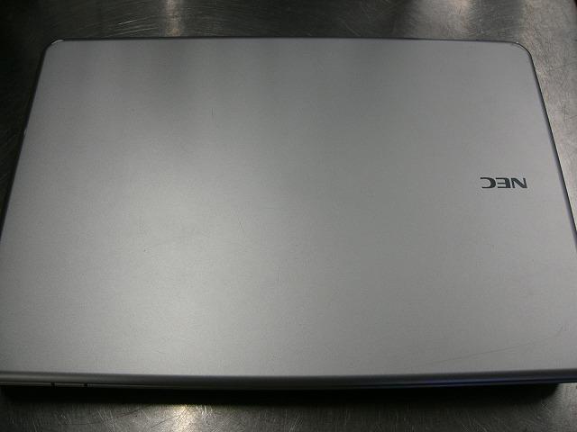 【中古】NEC VersaPro VY25A/A-9 (C2D P8700/4GB/120GB SSD/DVD-SM/15.6inch WXGA/Win10 Pro))