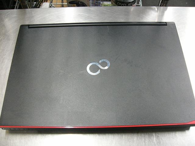 【中古】富士通 FMV LIFEBOOK A744/M (i7 4610M/8GB/500GB/DVD-ROM/15.6inch フルHD/無線LAN/Win10 Pro))