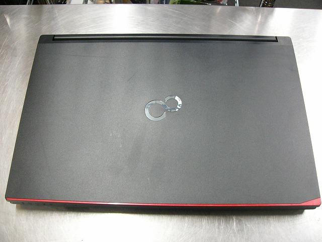 【中古】富士通 FMV LIFEBOOK FMV A573/GX (i3 3120M/4GB/320GB/DVD-SM/15.6inch HD/無線LAN/Win10 Pro)