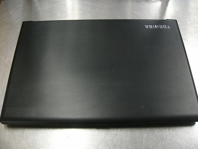 【中古】東芝 dynabook R35/M (Cel 2957U/4GB/500GB/DVD-ROM/15.6inch HD/無線LAN/Win10 Pro)