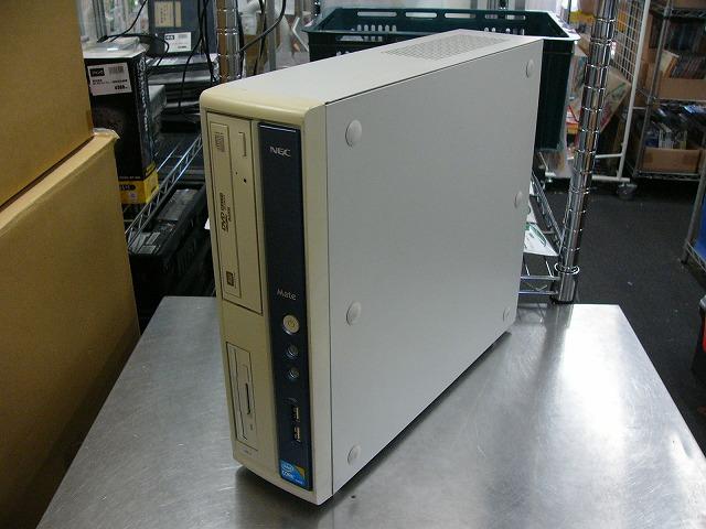 NEC Mate MY32B/B (Core i5 650/4GB/500GB/DVD-SM/Win10 Pro)