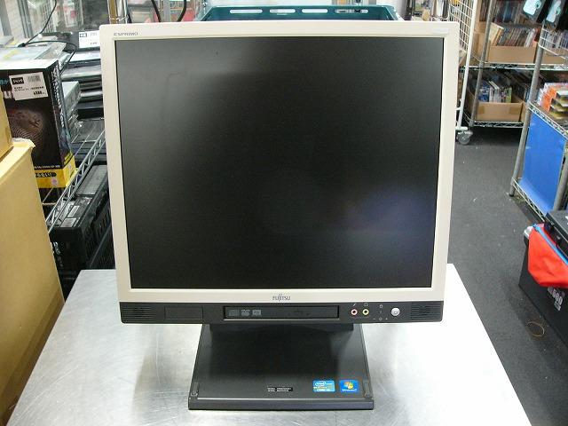 【中古】FMV ESPRIMO K552/D (i5 2520M/4GB/160GB/DVD-SM/17inch SXGA/Win10 Pro)