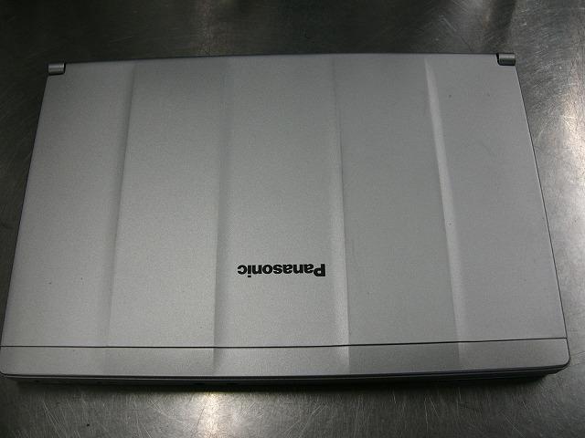 【中古】Panasonic Let's note CF-NX4HDNCS (i5 5200U/4GB/256GB SSD/12.1inch HD+/無線LAN/Win10 Pro)
