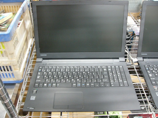 【中古】東芝 dynabook R35/P (i3 5005U/4GB/500GB/DVD-ROM/15.6inch HD/無線LAN/Win10 Pro)