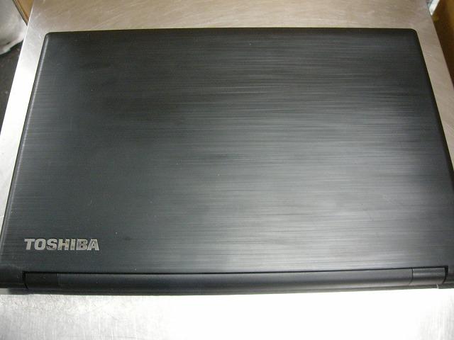 【中古】東芝 dynabook Satellite B45/D (Cel 3855U/4GB/500GB/DVD-SM/15.6inch HD/無線LAN/Win10 Pro)