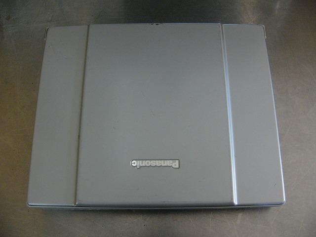 【中古】Panasonic Let's note CF-R8 (CF-R8FW1AAS) (C2D U9300/4GB/250GB SSD/10.4inch XGA/無線LAN/Win10 Home))