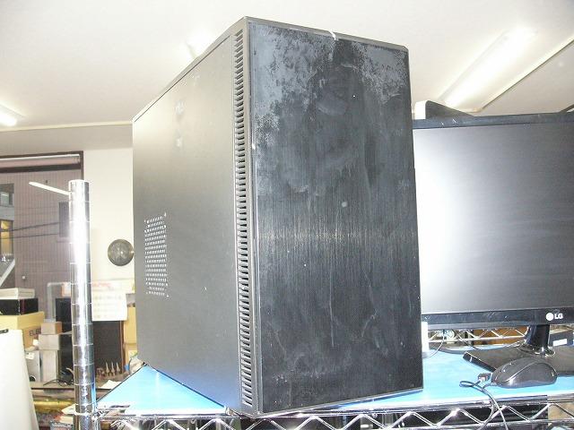 【中古】ショップオーダーメイドPC (i7 3770K/16GB/256GB SSD/GeForce GTX660/無線LAN/Win10 Home))
