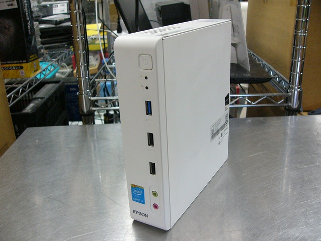 【中古】EPSON Endeavor ST170E (i3 4100M/4GB/250GB/Win10 Pro)