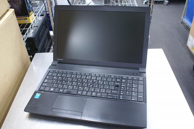【中古】東芝 dynabook Satellite B554/M (i3 4100M/4GB/320GB/DVD-SM/15.6inch HD/Win10 Home)