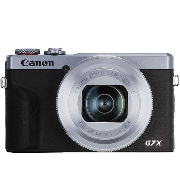 キヤノン CanonPowerShot G7 X Mark III [シルバー]