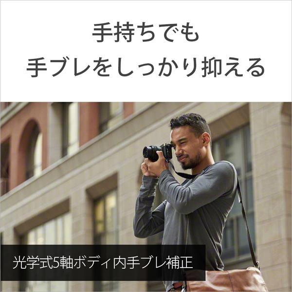 新品α7C ILCE-7C ボディ [ブラック]