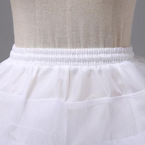 zgyx 012 【白024】花嫁 ウェディングドレス ミニパニア 3リム パニエ レディース 花嫁用品 結婚式 フリルいっぱい 演奏会