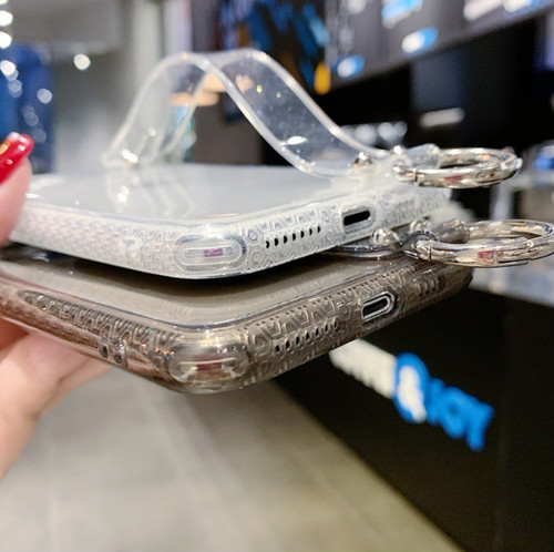 zvpa 1693kn05 【iPhone12/12Pro ホワイト】iPhoneケース iPhoneカバー ベルト付き