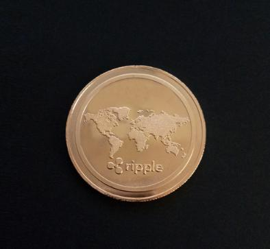 ngab 731kn05 ripple コイン ゴールド 金運! 仮想通貨 リップル