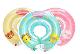 zamx 013 ベビー 浮き輪  ベビーフロート お風呂 水遊び プレ スイミング  青