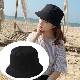 ykea 009kn10 バケットハット バケハ メンズ BUCKET HAT レディース ユニセックス 帽子 ブラック バッケト デザイン フィッシャーマンズハット
