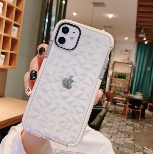 zvpa 1713kn05 【iPhone12/12Pro ホワイト】iPhoneケース iPhoneカバー シンプル クリア