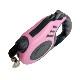 ymda 074tk25  ピンク 犬用リード 訓練リード ロングリード 巻き取り式ドッグリード 自動巻き 長さ5m 荷重50kg 小・中・大型犬