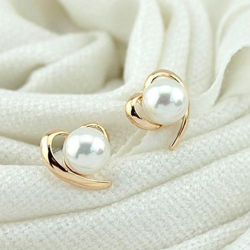 ygca 001upk2 ピアス パール ハート ロマンチック キュ—ト デート パーティー 真珠