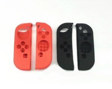 zaab 039upk3 ブラック 任天堂 switch スイッチ Joy-Con ジョイコン ハンドル カバー 2個セット